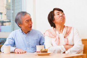 熟年夫婦の離婚危機