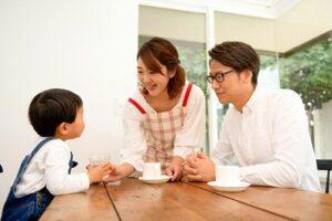 家族の円満