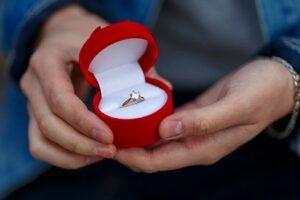 婚約に至る復縁