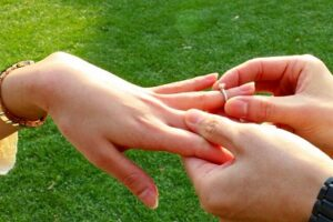 二度目のプロポーズ