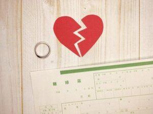 別居後に離婚する率