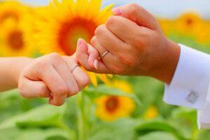 結婚の約束