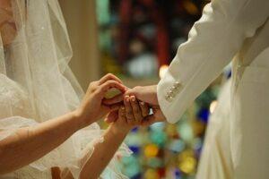 婚約破棄を乗り越え結婚