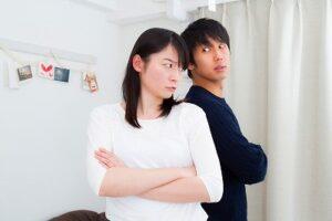 夫婦喧嘩から離婚危機
