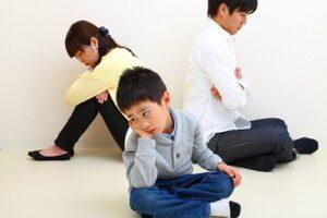 離婚の話しは子どもが可哀想