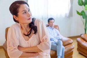 離婚したい妻の行動