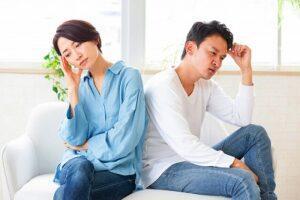 離婚危機になった夫婦