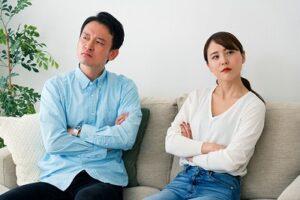 夫から離婚すると言われた
