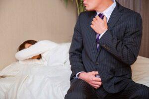 夫婦の擦れ違い