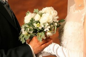 結婚が実現する2人