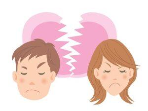 夫婦喧嘩で妻が無視