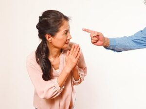 妻が怖いと感じたらモラハラ
