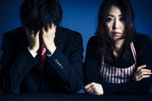 離婚危機を解決する話し合い