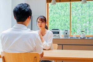 離婚を説得する話し合い