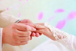 結婚が実現