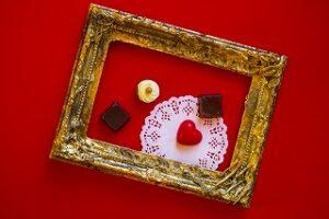 バレンタインのチョコの渡し方
