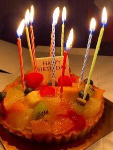元彼の誕生日