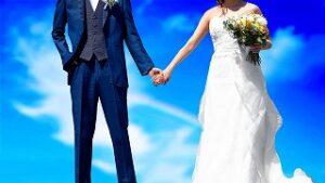 別れを経て結婚